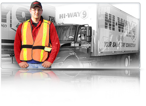 Hi-Way 9 Freight transportation, trucking and logistics - Safety at Work
