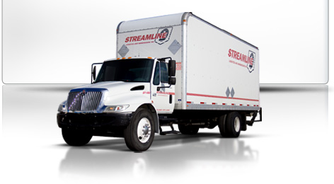 Streamline logistics in Alberta, Western Canada