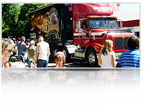 Hi-Way 9 Freight transportation, trucking and logistics - Community Involvement